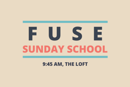 Fuse Sunday School